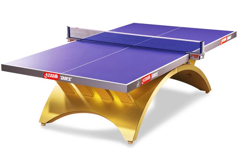红双喜金彩虹 乒乓球台  AIHJJ